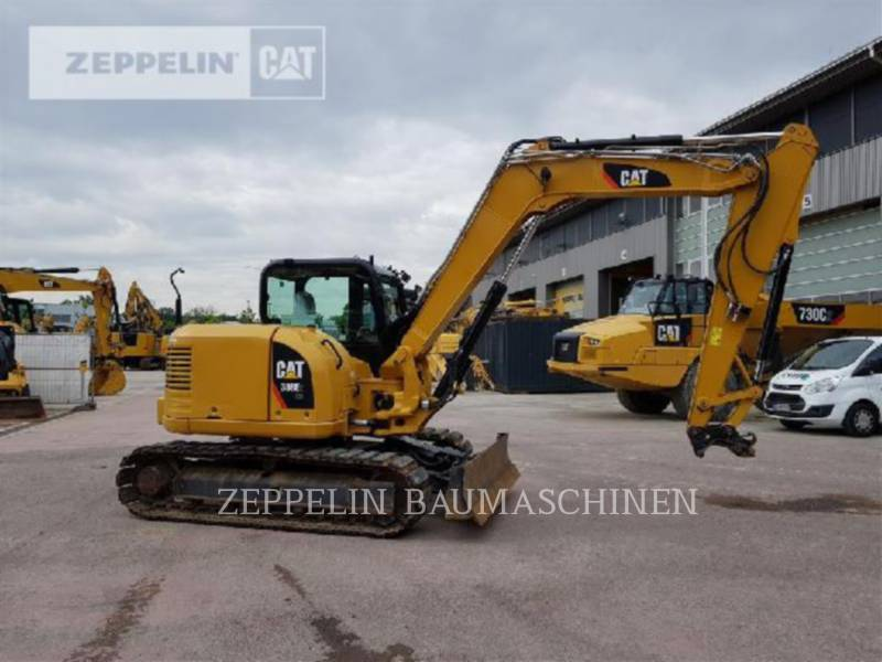 CATERPILLAR EXCAVADORAS DE CADENAS 308ECR equipment  photo 5