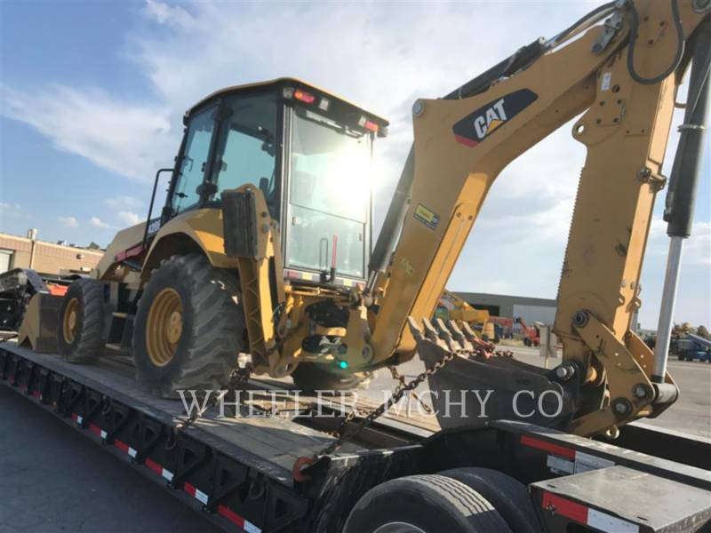 CATERPILLAR RETROESCAVADEIRAS 420F2 E equipment  photo 4
