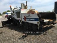 ROADTEC ASPHALT PAVERS RP195 equipment  photo 4
