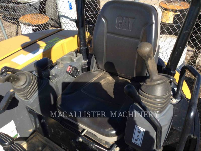 CATERPILLAR KETTEN-HYDRAULIKBAGGER 304ECR equipment  photo 11