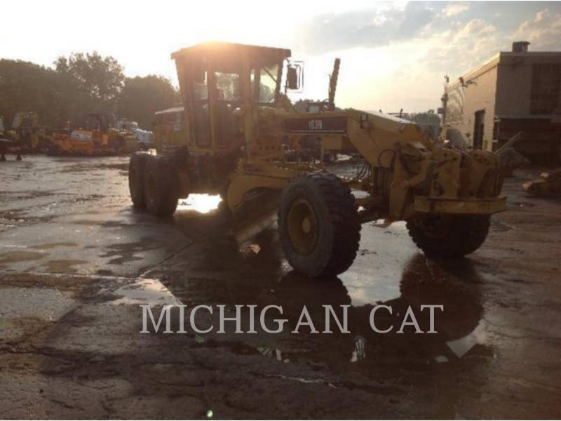 CATERPILLAR MOTORGRADER 163H equipment  photo 2