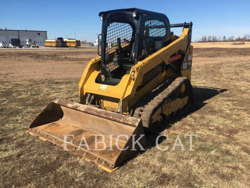 CATERPILLAR DELTALADER 259D C1H2 equipment  photo 4