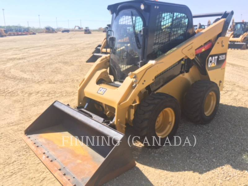 CATERPILLAR MINICARGADORAS 262DLRC equipment  photo 1
