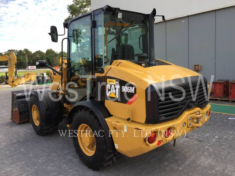 CATERPILLAR PALE GOMMATE/PALE GOMMATE MULTIUSO 906M equipment  photo 4
