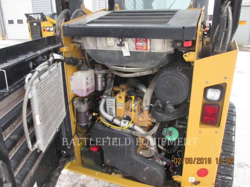 CATERPILLAR MULTI TERRAIN LOADERS 257DLRC equipment  photo 7