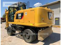CATERPILLAR WHEEL EXCAVATORS M320F equipment  photo 4