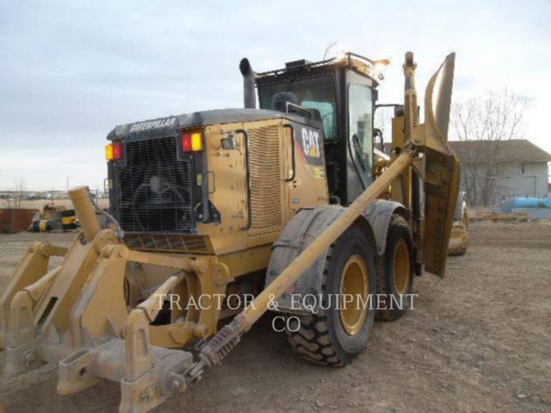 CATERPILLAR NIVELEUSES 140M equipment  photo 2