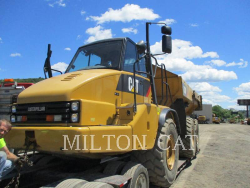 CATERPILLAR DUMPER ARTICOLATI 730 equipment  photo 2