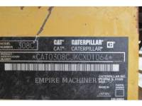 CATERPILLAR TRACK EXCAVATORS 308C CR equipment  photo 13