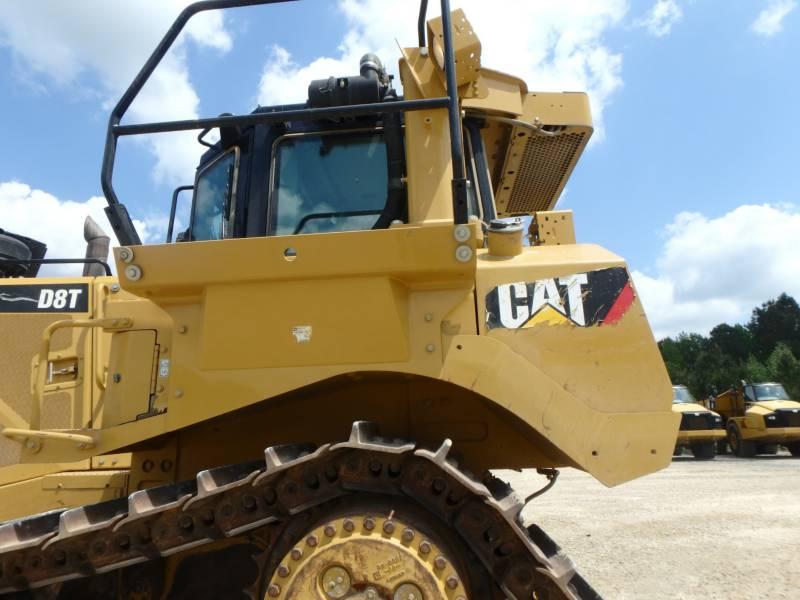 CATERPILLAR TRACTORES DE CADENAS D8T equipment  photo 23