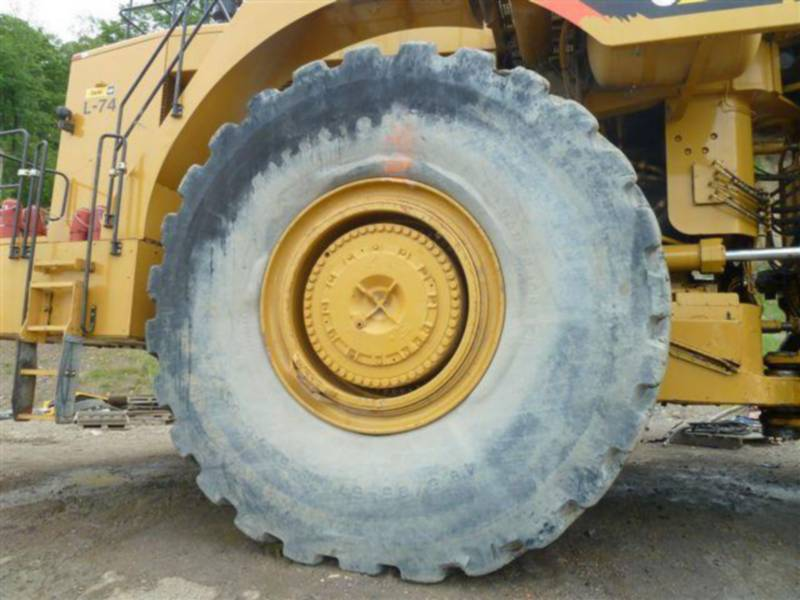 CATERPILLAR CARGADORES DE RUEDAS 994F equipment  photo 13