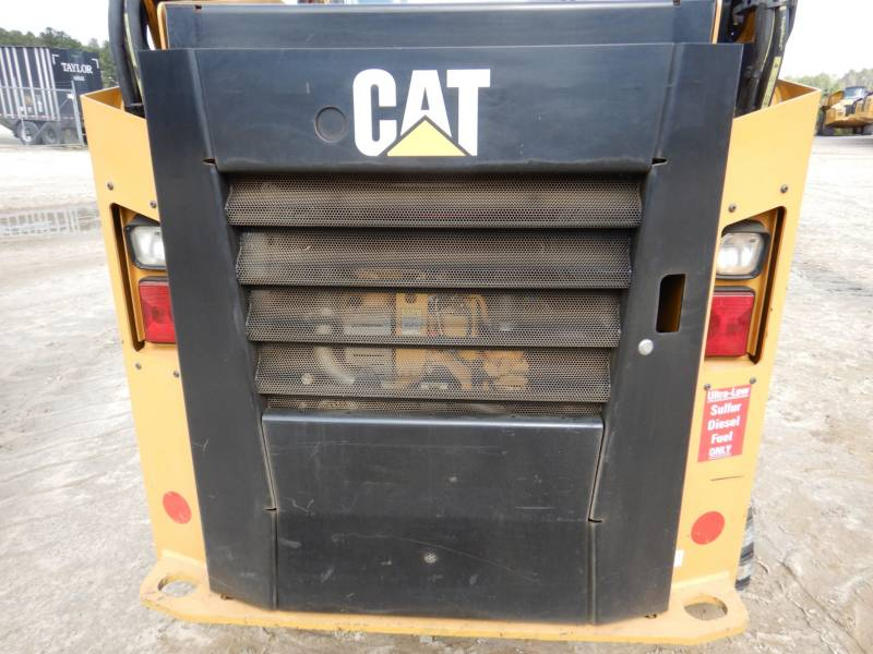 CATERPILLAR DELTALADER 259D equipment  photo 21
