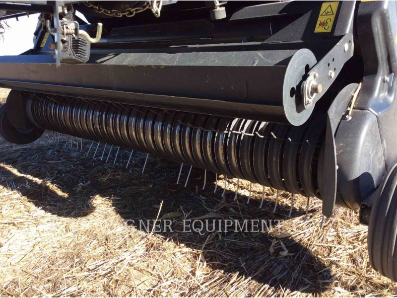 CASE AG HAY EQUIPMENT LB434R equipment  photo 8