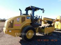 CATERPILLAR EINZELVIBRATIONSWALZE, GLATTBANDAGE CS44B equipment  photo 2