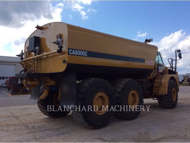 CATERPILLAR WATER TRUCKS 740B WT equipment  photo 4