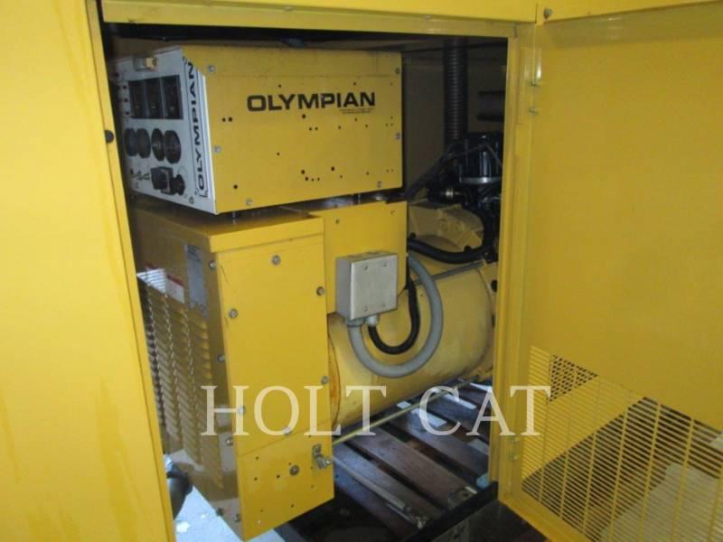 GENERAC STATIONARY - NATURAL GAS CG045 equipment  photo 1