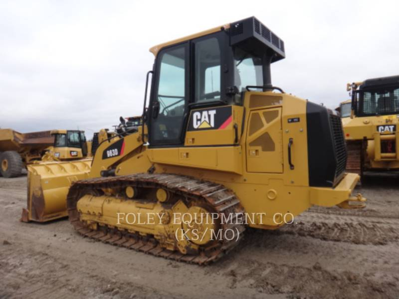 Caterpillar ÎNCĂRCĂTOARE CU ŞENILE 963D equipment  photo 4