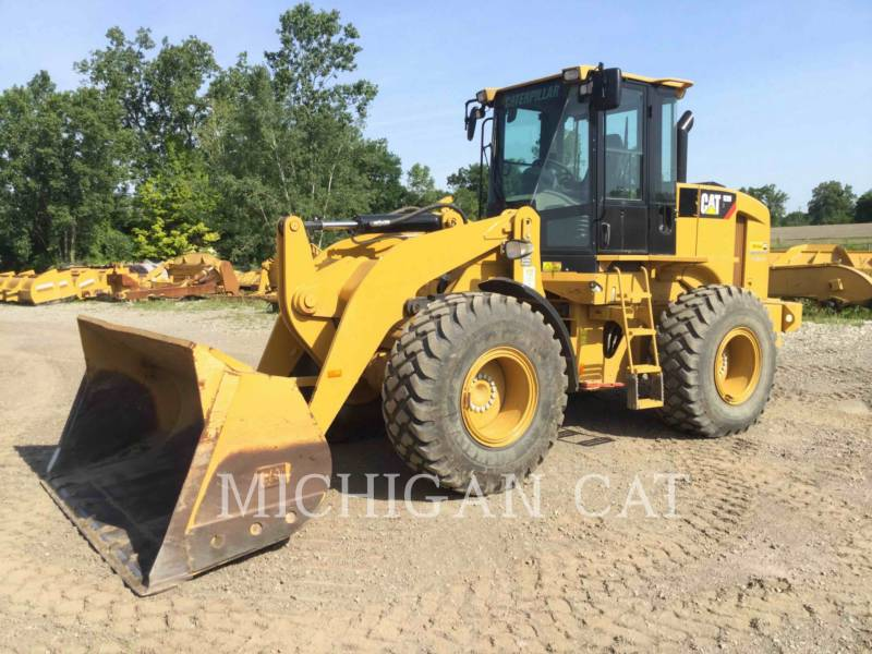CATERPILLAR CARGADORES DE RUEDAS 928HZ R equipment  photo 2