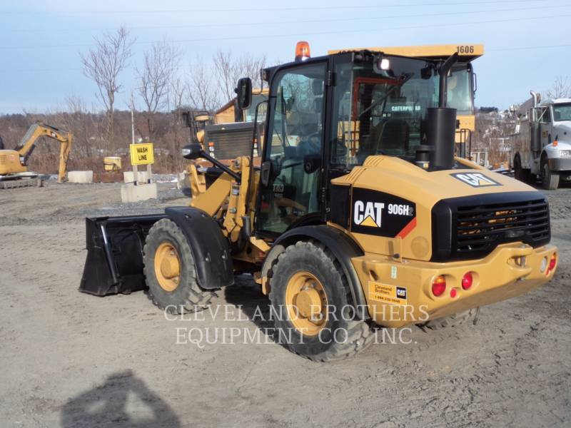 CATERPILLAR CARGADORES DE RUEDAS 906H equipment  photo 4