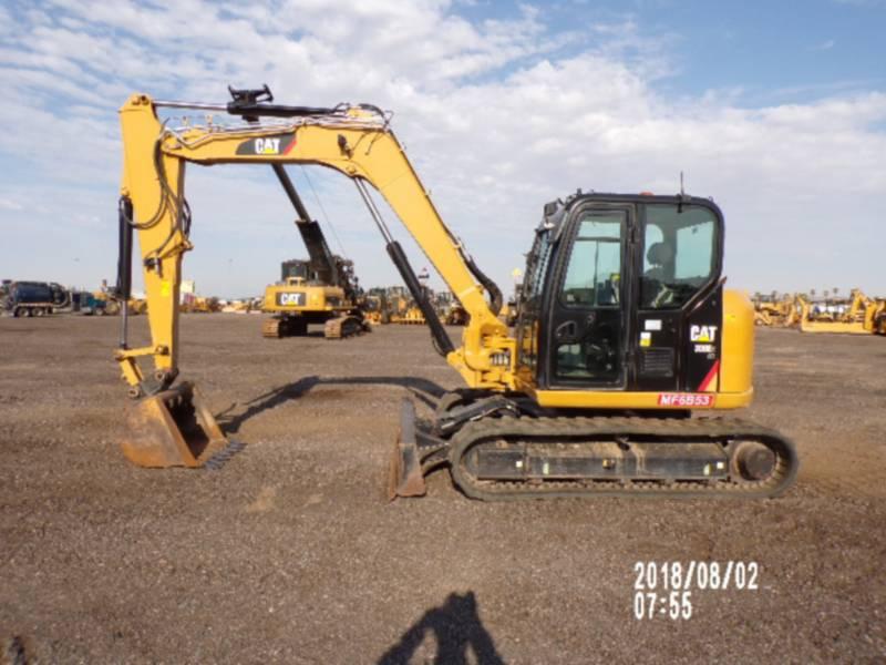 CATERPILLAR KOPARKI GĄSIENICOWE 308 E2 CR SB equipment  photo 2