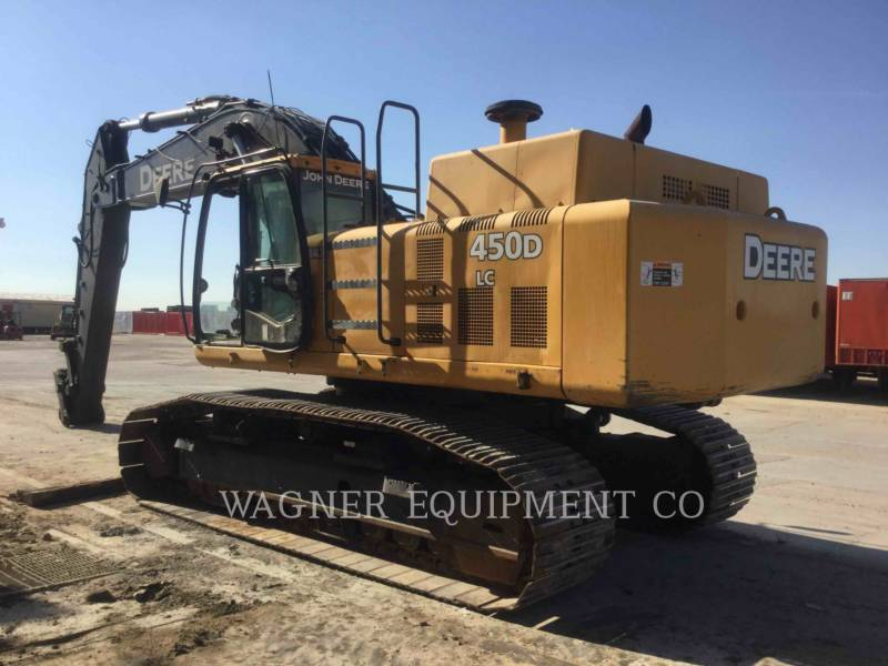 DEERE & CO. RUPSGRAAFMACHINES 450DLC equipment  photo 3