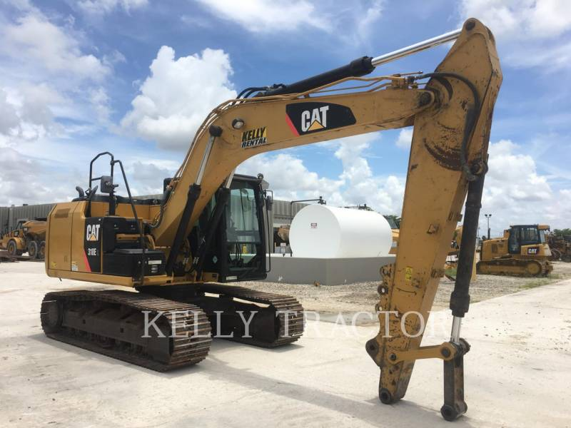 CATERPILLAR TRACK EXCAVATORS 318EL equipment  photo 18