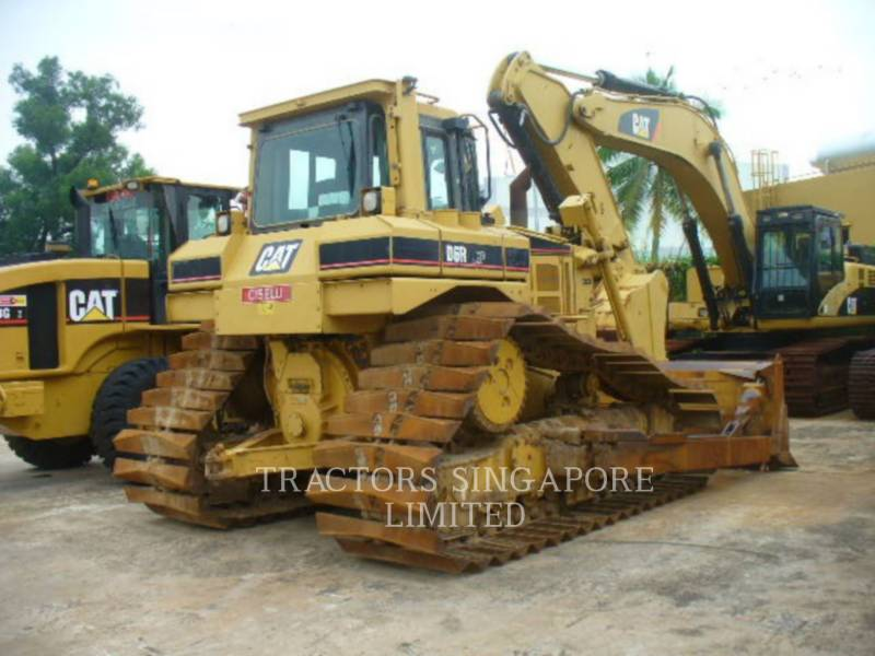 CATERPILLAR TRACTORES DE CADENAS D6RIIILGP equipment  photo 4