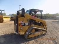 CATERPILLAR SKID STEER LOADERS 259D equipment  photo 2