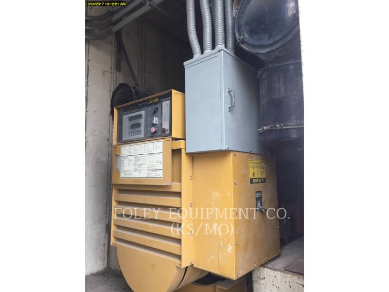 CATERPILLAR PORTABLE GENERATOR SETS (OBS) D3412EP equipment  photo 7