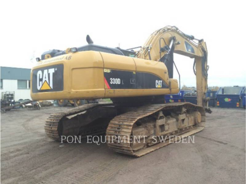 CATERPILLAR EXCAVADORAS DE CADENAS 330DL HDHW equipment  photo 5