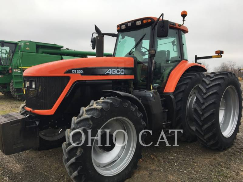 AGCO AG TRACTORS DT200A equipment  photo 1