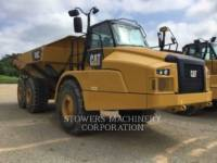 CATERPILLAR CAMIONES ARTICULADOS 745C equipment  photo 2