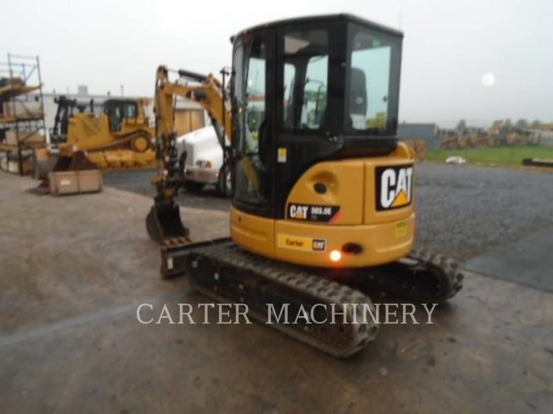 CATERPILLAR PELLES SUR CHAINES 303.5E AC equipment  photo 4
