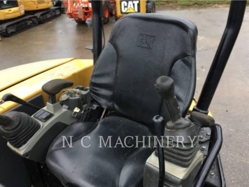 CATERPILLAR TRACK EXCAVATORS 303.5E2CR equipment  photo 4