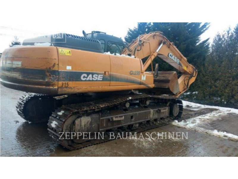 CASE EXCAVADORAS DE CADENAS CX290 equipment  photo 3