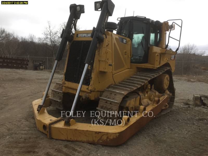 CATERPILLAR TRACK TYPE TRACTORS D8TA equipment  photo 2