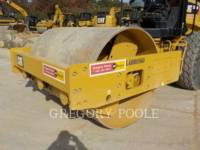 CATERPILLAR VIBRATORY SINGLE DRUM SMOOTH CS-54B equipment  photo 3