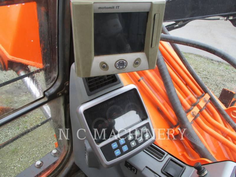DOOSAN INFRACORE AMERICA CORP. MASZYNA LEŚNA DX300LL equipment  photo 13