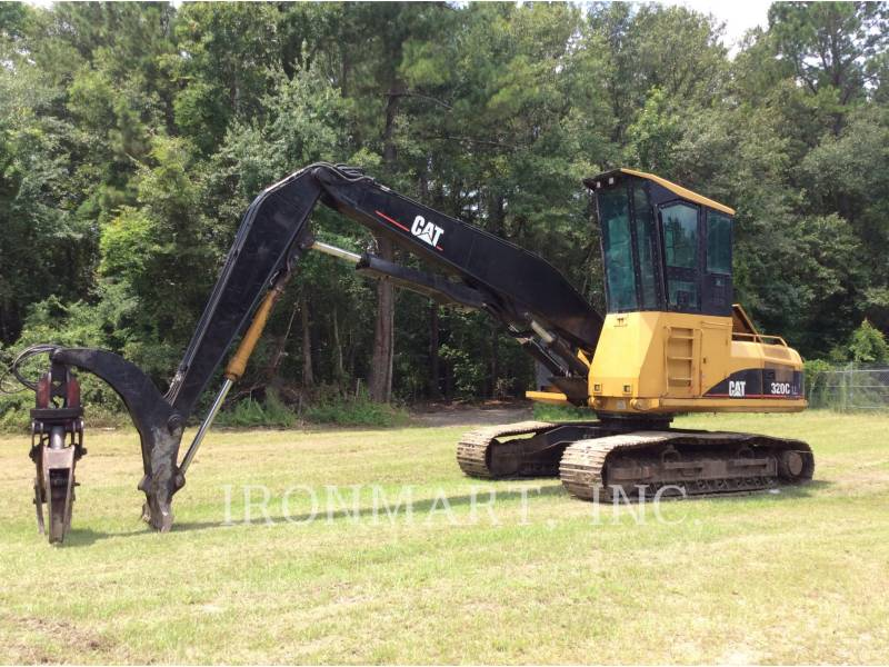 Caterpillar SILVICULTURĂ – EXCAVATOR 320C equipment  photo 1