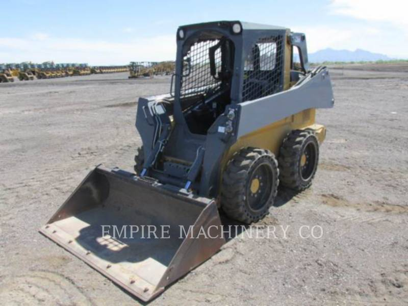 JOHN DEERE CHARGEURS COMPACTS RIGIDES 318E equipment  photo 7