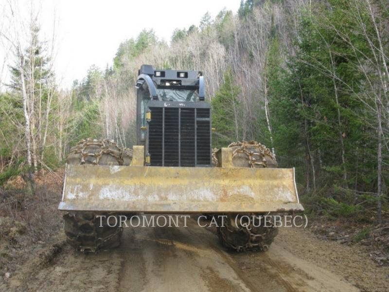 CATERPILLAR EXPLOITATION FORESTIÈRE - DÉBARDEURS 545C equipment  photo 2
