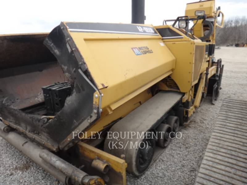 CATERPILLAR PAVIMENTADORA DE ASFALTO AP-1055B equipment  photo 4
