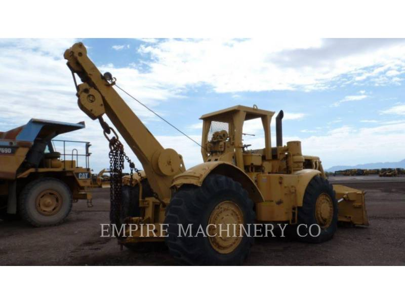 CATERPILLAR WALCE 830M equipment  photo 4