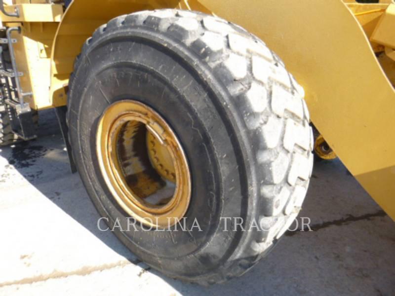 CATERPILLAR PÁ-CARREGADEIRAS DE RODAS/ PORTA-FERRAMENTAS INTEGRADO 972H equipment  photo 8