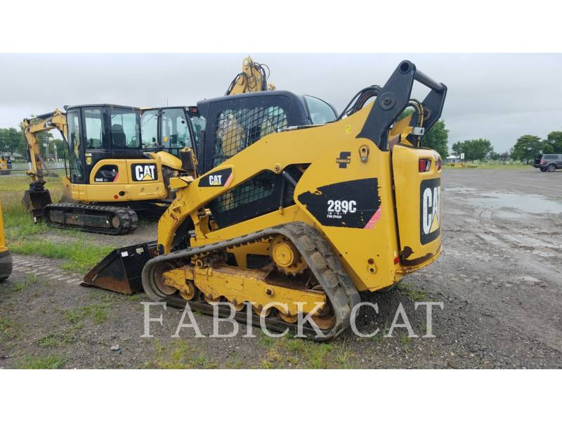 CATERPILLAR CARGADORES MULTITERRENO 289C C3TL3 equipment  photo 4