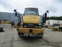 CATERPILLAR KNICKGELENKTE MULDENKIPPER 725 equipment  photo 3