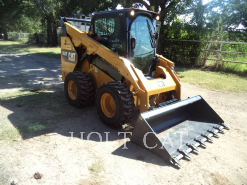 CATERPILLAR MINICARREGADEIRAS 262D CAB equipment  photo 1