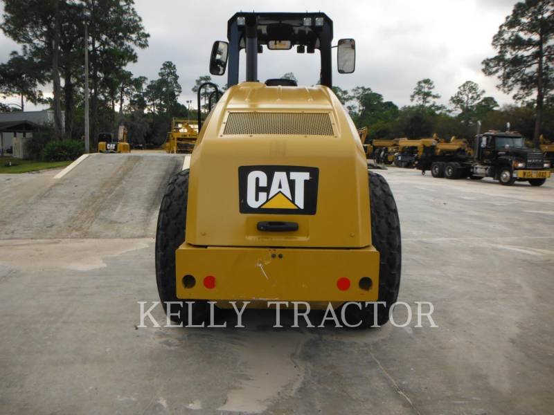 CATERPILLAR COMPACTEUR VIBRANT, MONOCYLINDRE LISSE CS54B equipment  photo 6