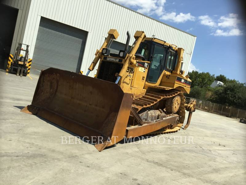 CATERPILLAR TRACK TYPE TRACTORS D6R3XL equipment  photo 1