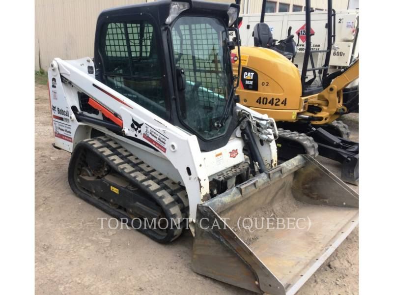 BOBCAT SKID STEER LOADERS T450 equipment  photo 1
